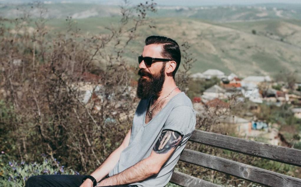 hvorfor trimme skægget