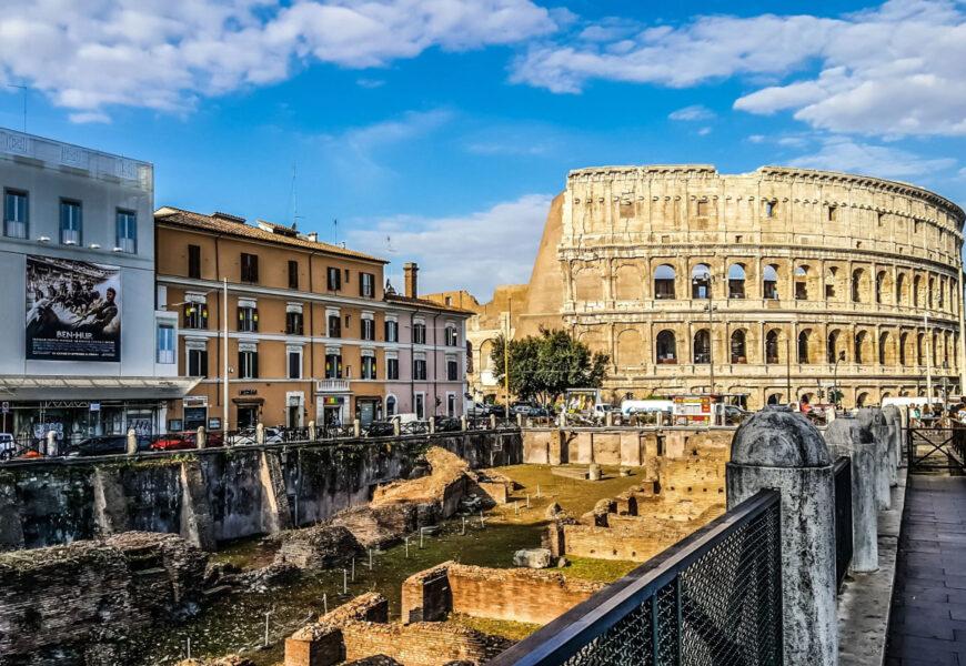 Hvor køber man all inclusive afbudsrejser til Rom?