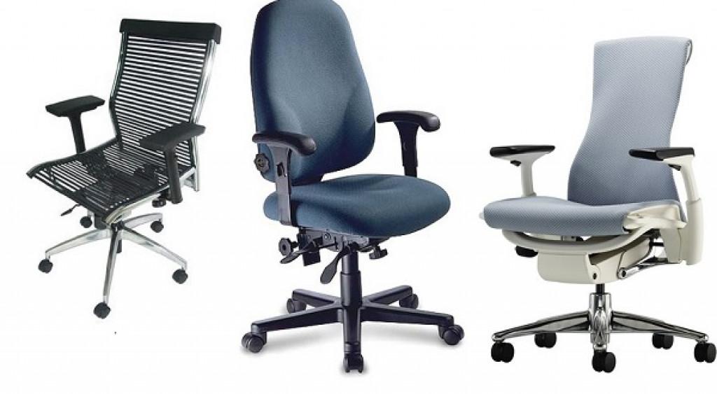 Vælg den rigtige kontorstol til ryggen